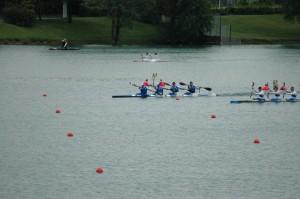 Coppa del Mondo Canoa Velocità