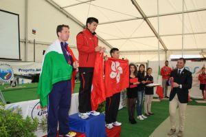 Mondiali Para-Rowing a Gavirate
