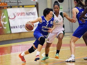 Eurobasket Women 2015 Portogallo Italia