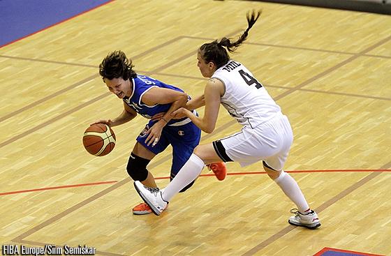 Qualificazioni Eurobasket Women 2015, Giorgia Sottana