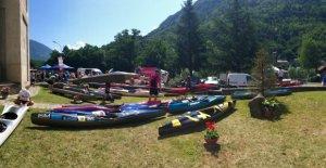Mondiali Canoa in Valtellina