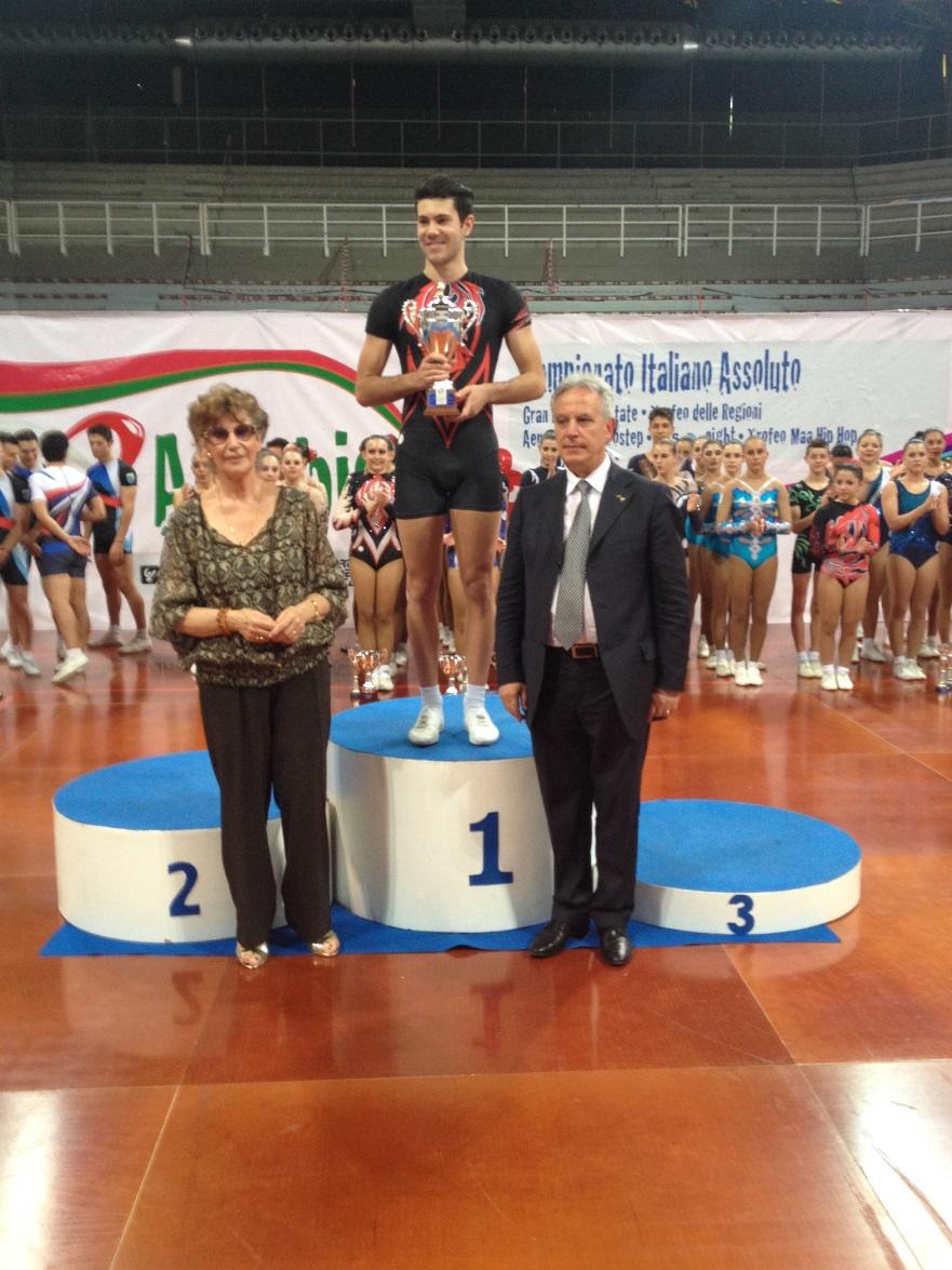 Campionati Italiani Assoluti di Ginnastica Aerobica