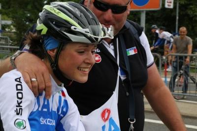Europei ciclismo strada, Sofia Bertizzolo