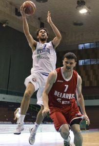 Italia bielorussia Torneo di Sarajevo