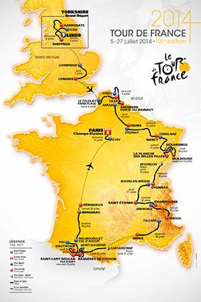 Toru de France 2014