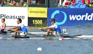 Mondiali di canottaggio - Ruta Micheletti