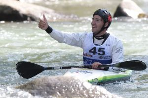 Giovanni De Gennaro Mondiali di  Canoa Slalom