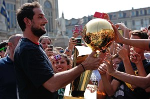 NBA 3X Tour - Belinelli, Torino