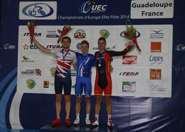 Europei pista 2014, Viviani d'oro guarda a Rio 2016