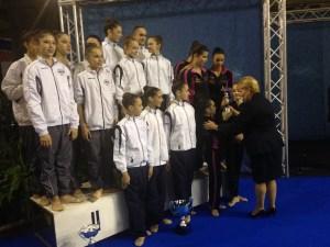 Campionati ritmica 2014