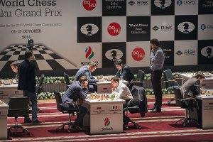 Grand Prix Fide 2014 a Baku, Fabiano Caruana