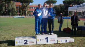 Tricolori Pentathlon, Campionati Italiani Triathlon