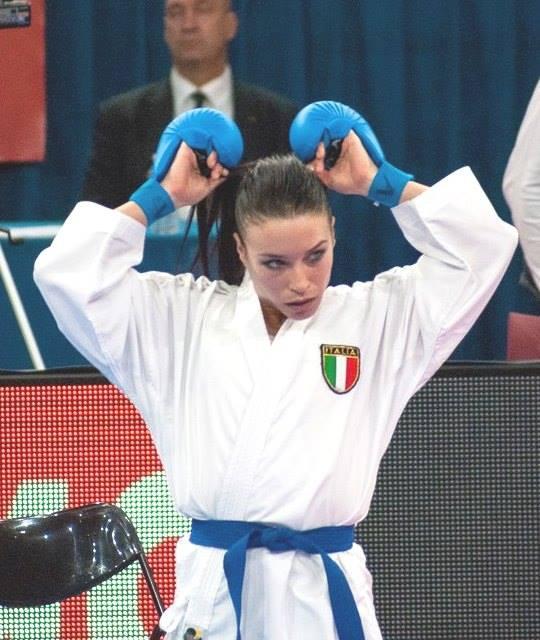 Sara Cardin, Mondiali Karate
