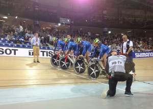 Mondiali pista 2015