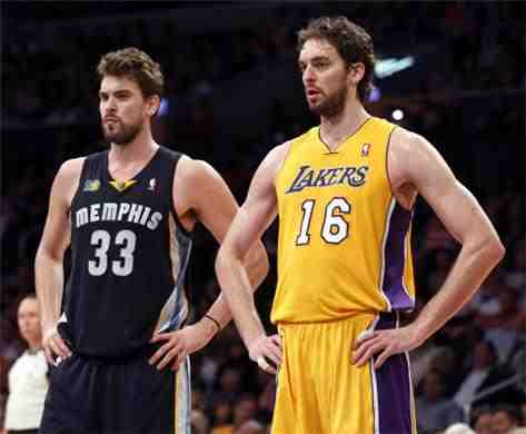 All-Star Games 2015, fratelli Gasol
