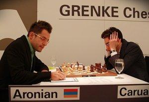 Grenke Chess Classic 2015, Caruana