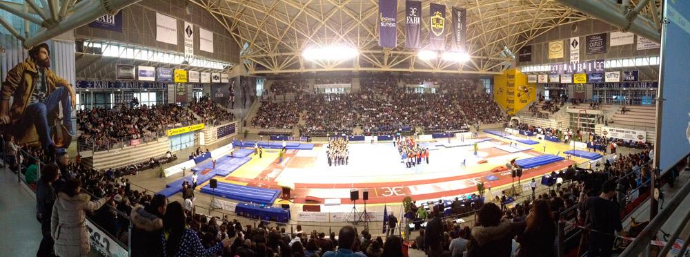 Palarossini Ancona, Campionato serie A1 Ginnastica