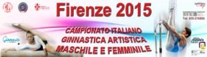 Campionato Italiano ginnastica artistica 2015