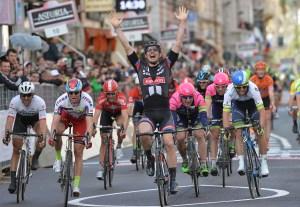 106 th Milano-Sanremo: Germans John Degenkolb winning the race