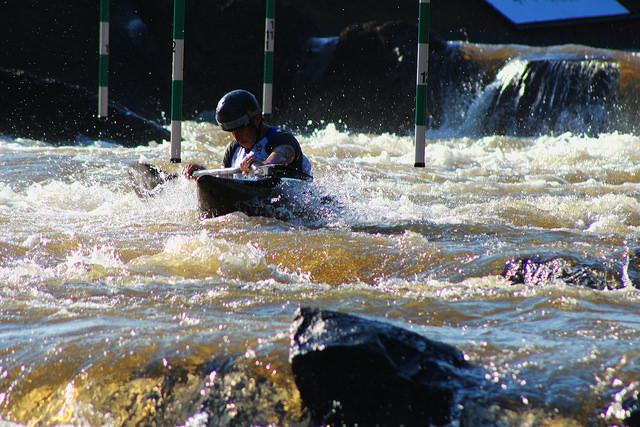 Mondiali canoa slalom junior e U23, avanzano gli azzurri