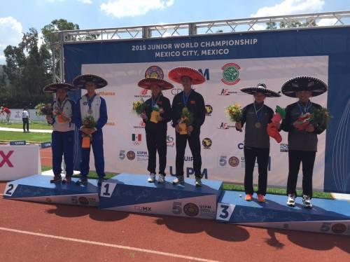 Mondiali Juniores Pentathlon