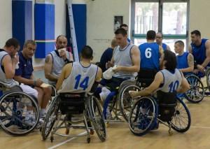 Europei basket in carrozzina, nazionale maschile