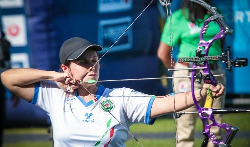 Mondiali Para archery, 8 in pagella per l'Italia!