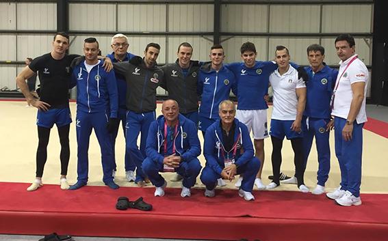 Mondiali artistica 2015, squadra maschile mondiali artistica 2015