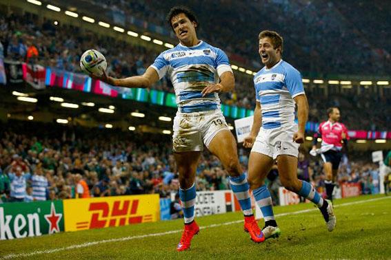 Irlanda Argentina, Coppa del Mondo Rugby 2015