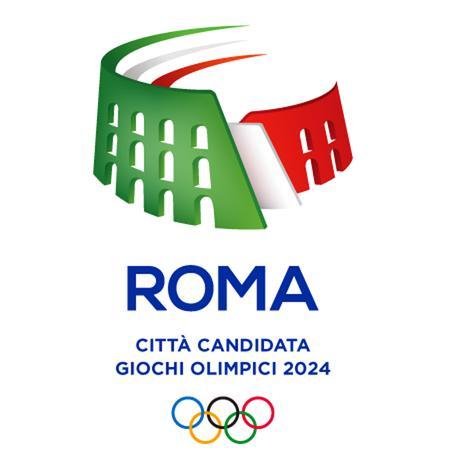 Logo Roma2024 Colosseo