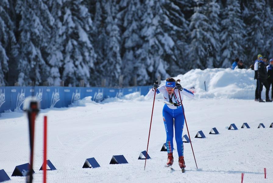 Stefania Corradini, Mondiali Sci Orienteering