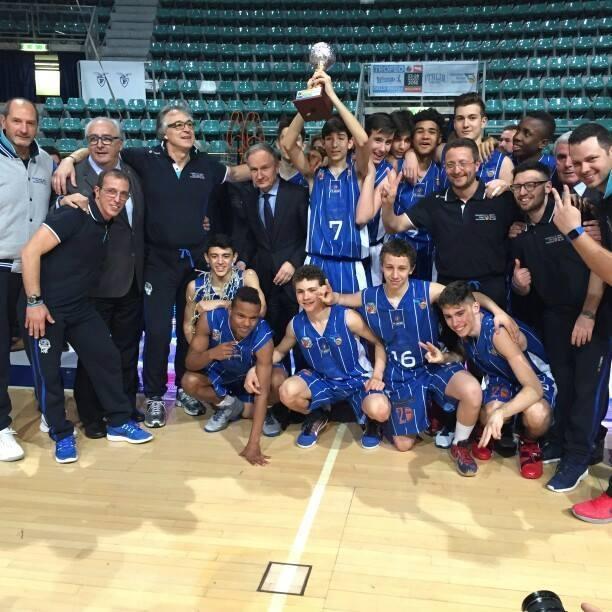Lazio, Trofeo Delle Regioni 2016