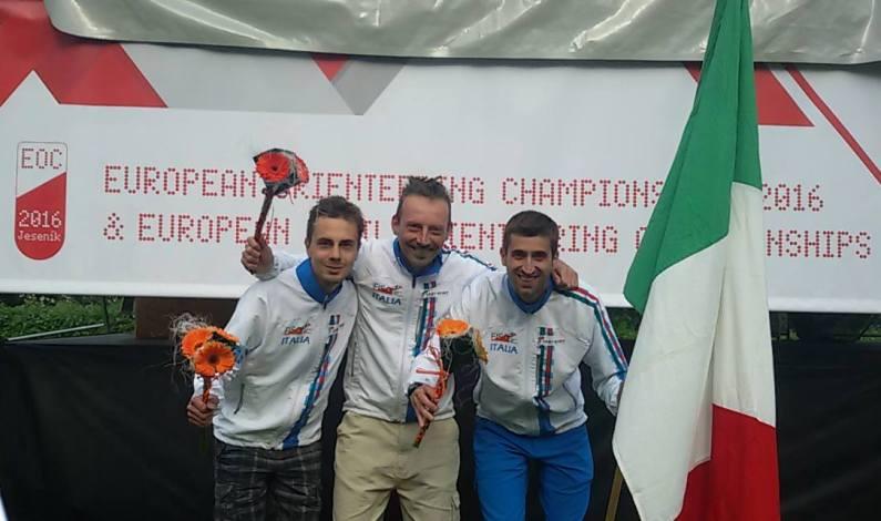 Orienteering: l'Italia Campione d'Europa nel Trail-O