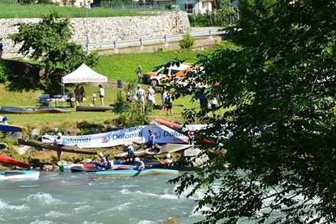 Tricolori canoa sprint, assegnati i titoli juniores in Val di Sole
