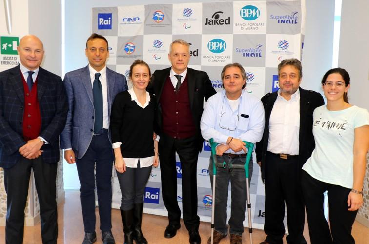 FINP, Federazione Italiana Nuoto Paralimpico, Roberto Valori