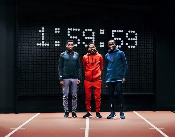 Breaking2 by Nike, meno di due ore per la maratona di New York