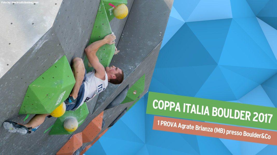 Coppa Italia Boulder 2017