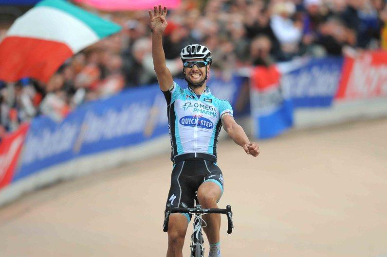 Tom Boonen alla ricerca del record di Roubaix per chiudere in bellezza