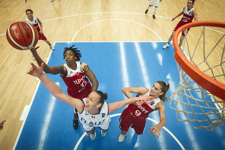 Qualificazioni EuroBasket Women 2019, tutto pronto per le ultime 2 partite