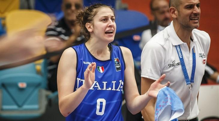 Elisa Penna, Euro 2017,