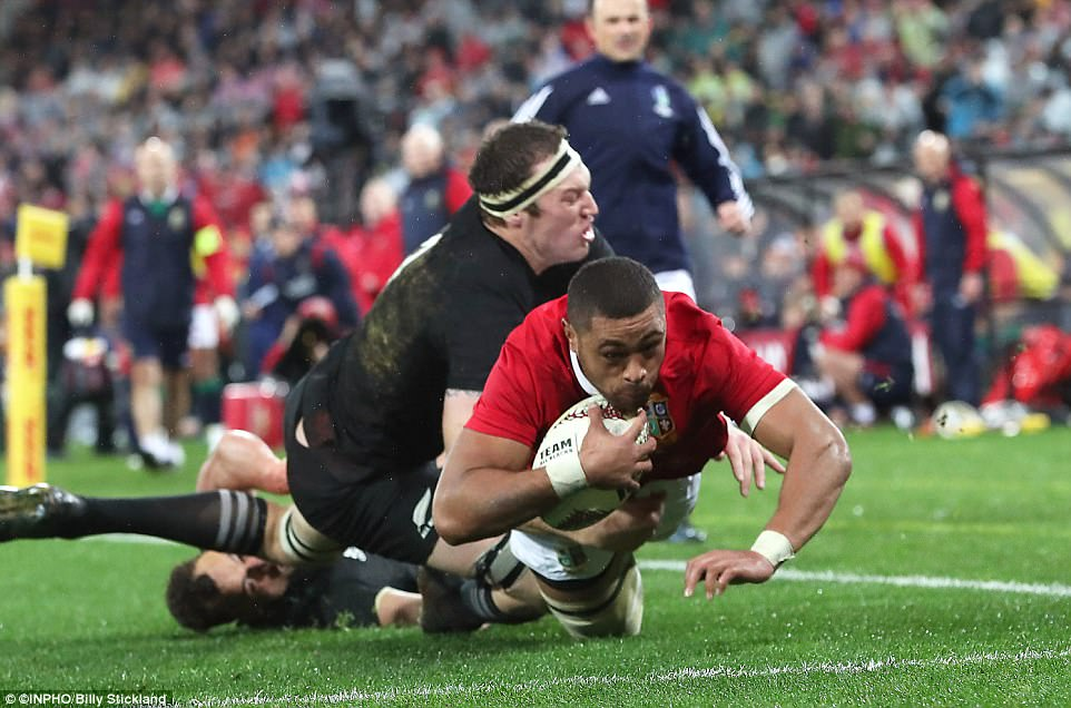 All Blacks e Bristish & Irish Lions