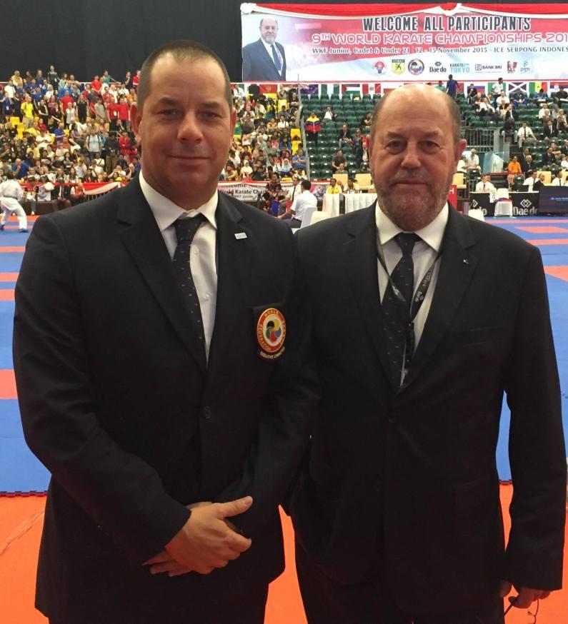"""Davide Benetello """"Karate: per l'Italia risultati di assoluto prestigio"""""""