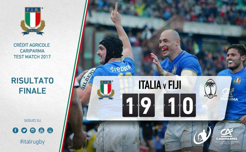 Italia Fiji