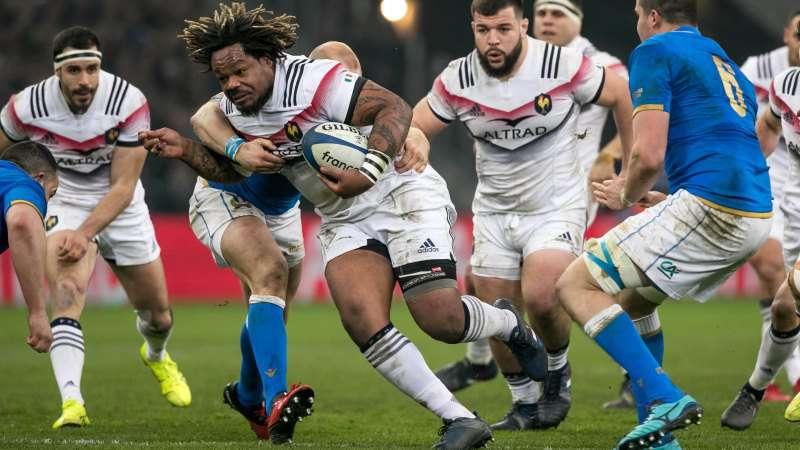 Francia Italia rugby