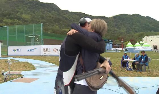 Brilla De Filippis, oro nella 2^ prova di Coppa del Mondo Fossa Olimpica