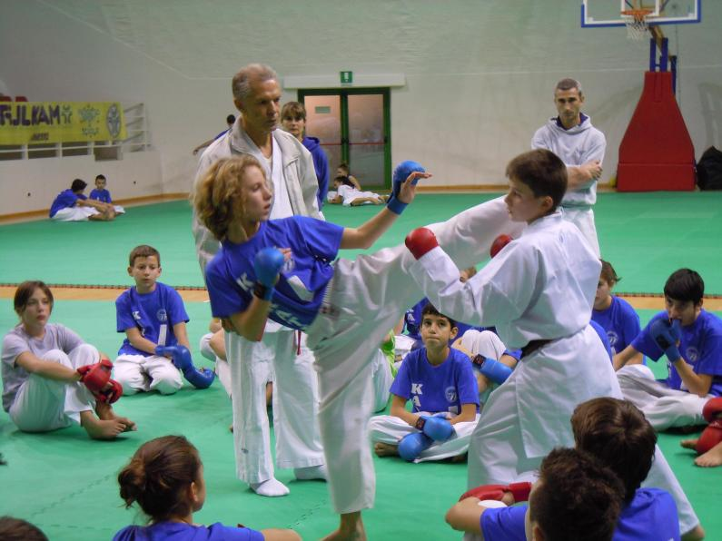 17° International Eurocamp Fijlkam: a Cesenatico il futuro del karate