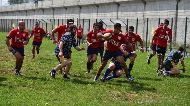 Rugby oltre le sbarre, un progetto della FIR che fa bene allo sport