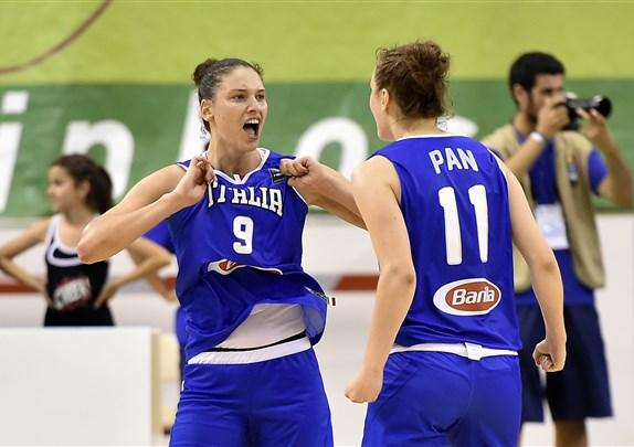 Euro U20 basket women