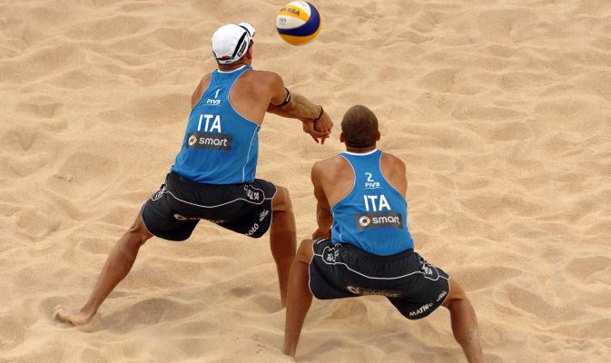 Campionati Europei di Beach Volley, la programmazione di Eurosport