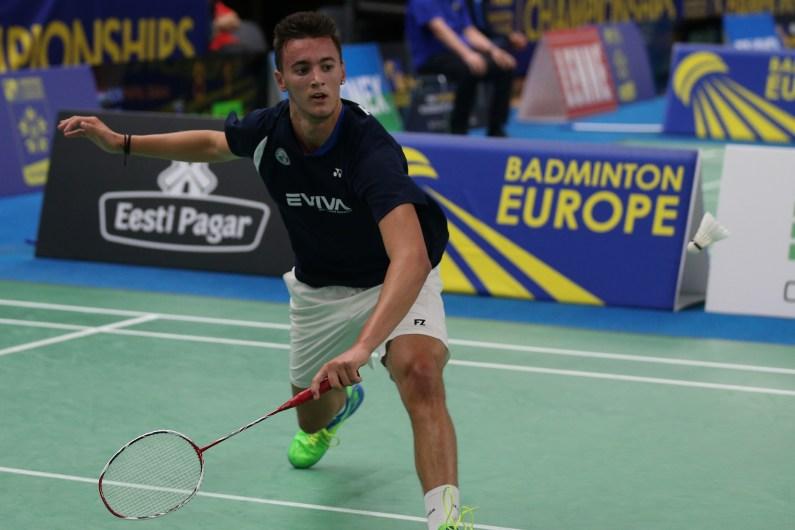 European Junior Championships di Badminton due coppie azzurre agli ottavi